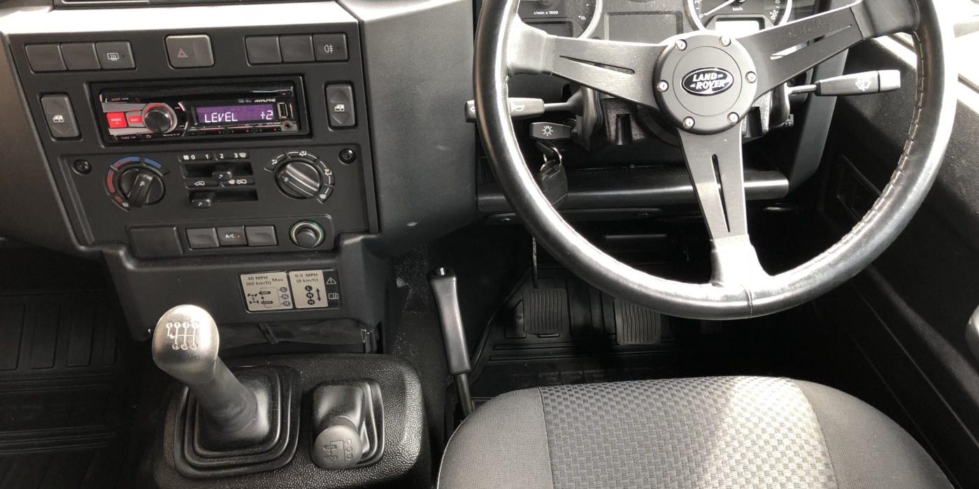 ランドローバーディフェンダー 110 SE