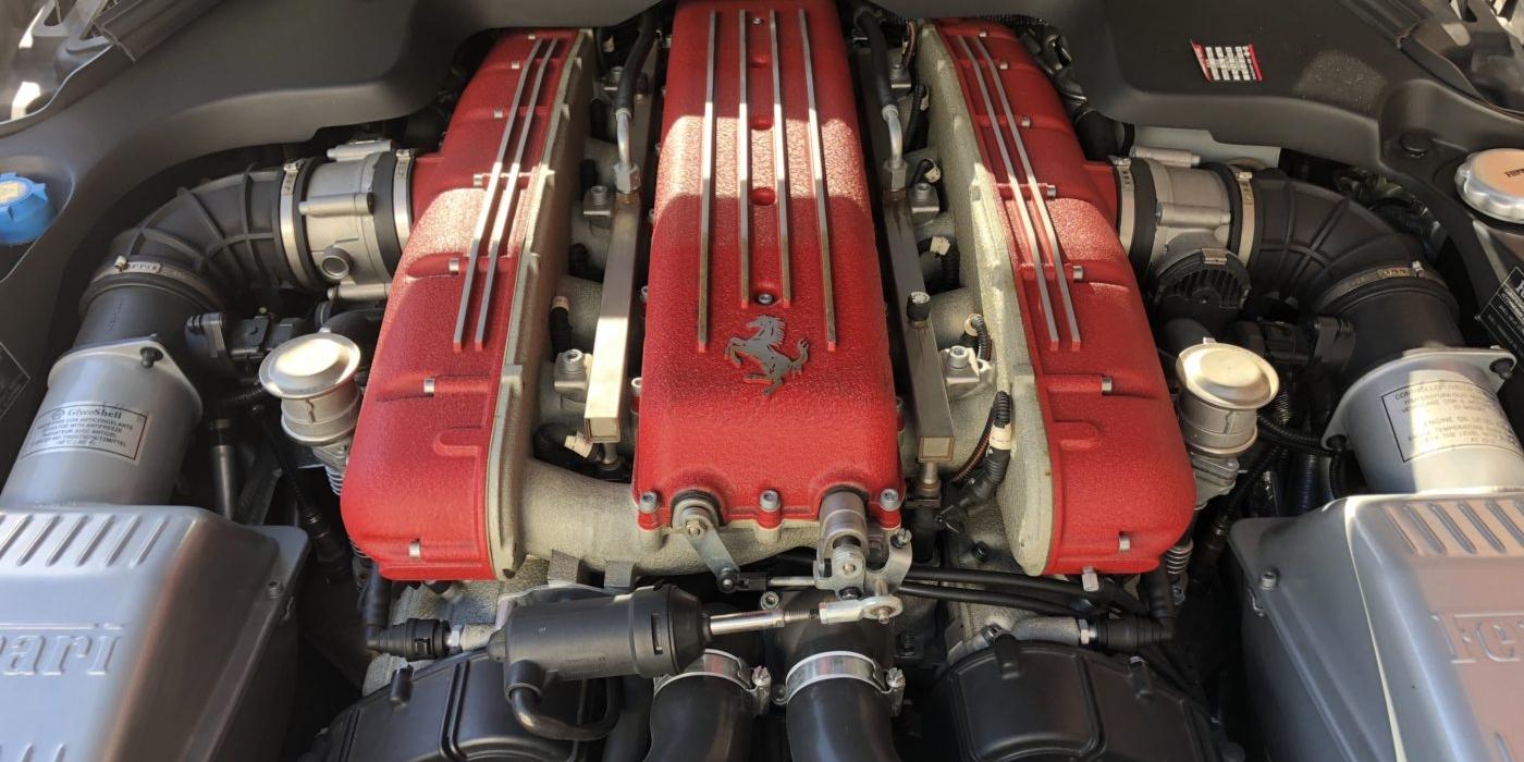 フェラーリ 612スカリエッティ F1
