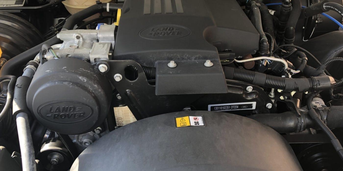 ランドローバーディフェンダー 110SW SE オートマチック