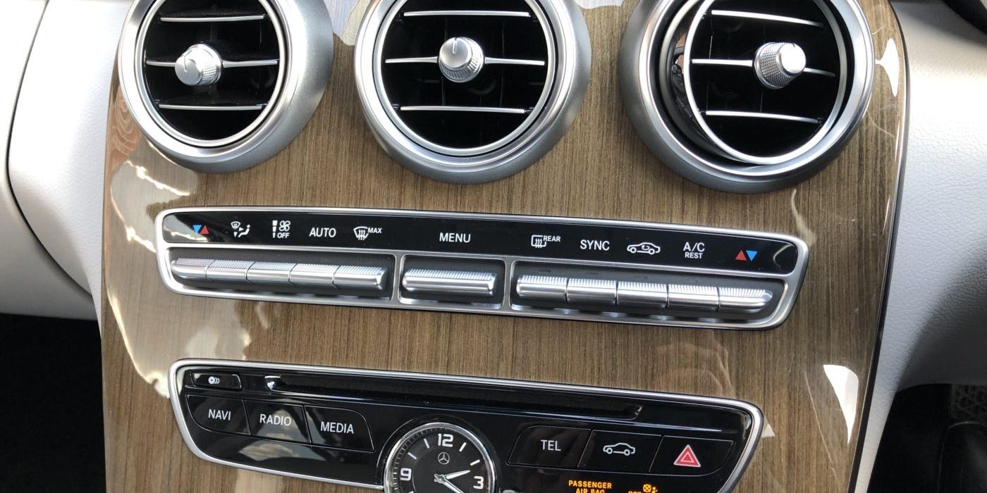 メルセデス・ベンツ CクラスC200 エクスクルーシブ ライン リミテッド(本革仕様)