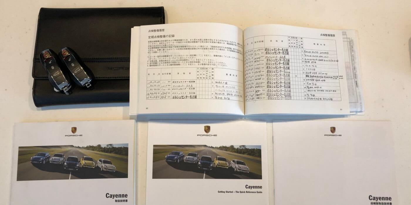 ポルシェ カイエンターボ ティプトロニックS 4WD
