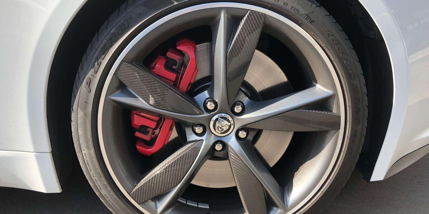 ジャガー Fタイプコンバーチブル V8 S
