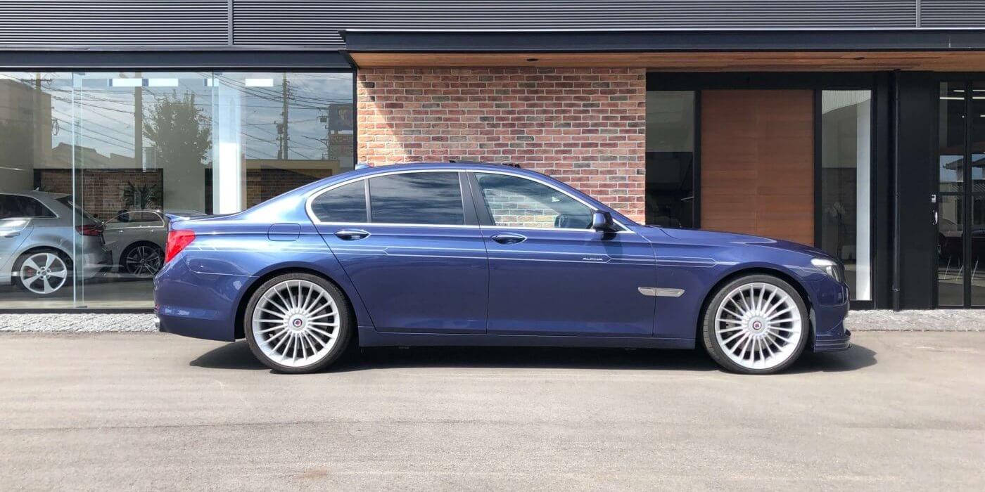 BMWアルピナ B7ビターボ リムジン
