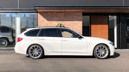 BMW 320dツーリング Mスポーツ