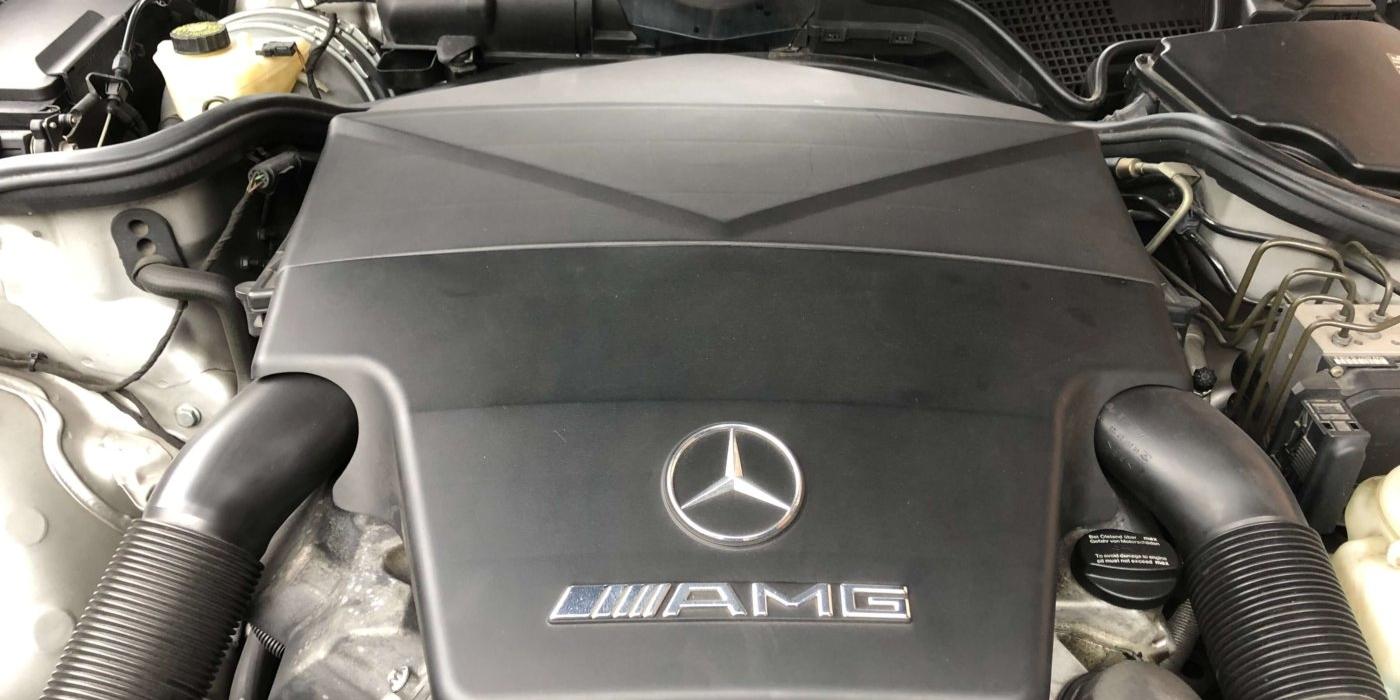 AMG EクラスワゴンE55 AMG