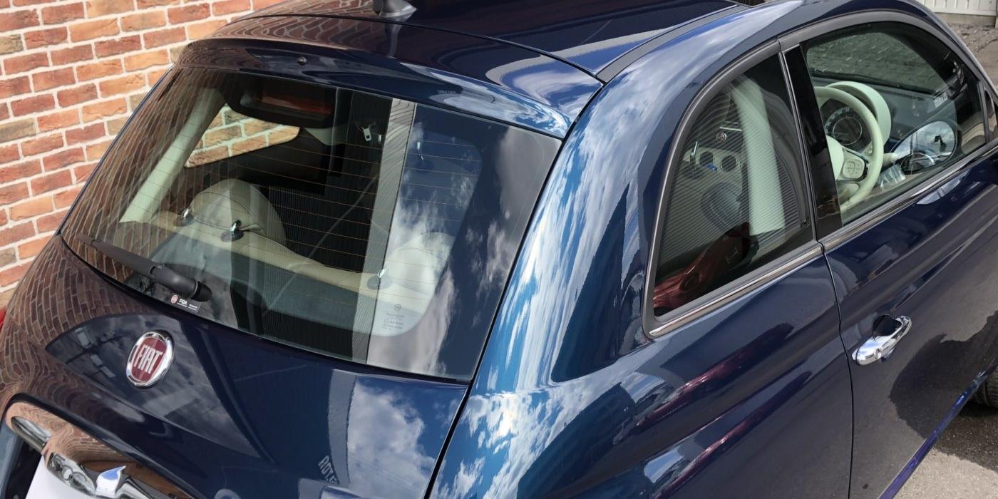 FIAT500 マーレブル 限定100台