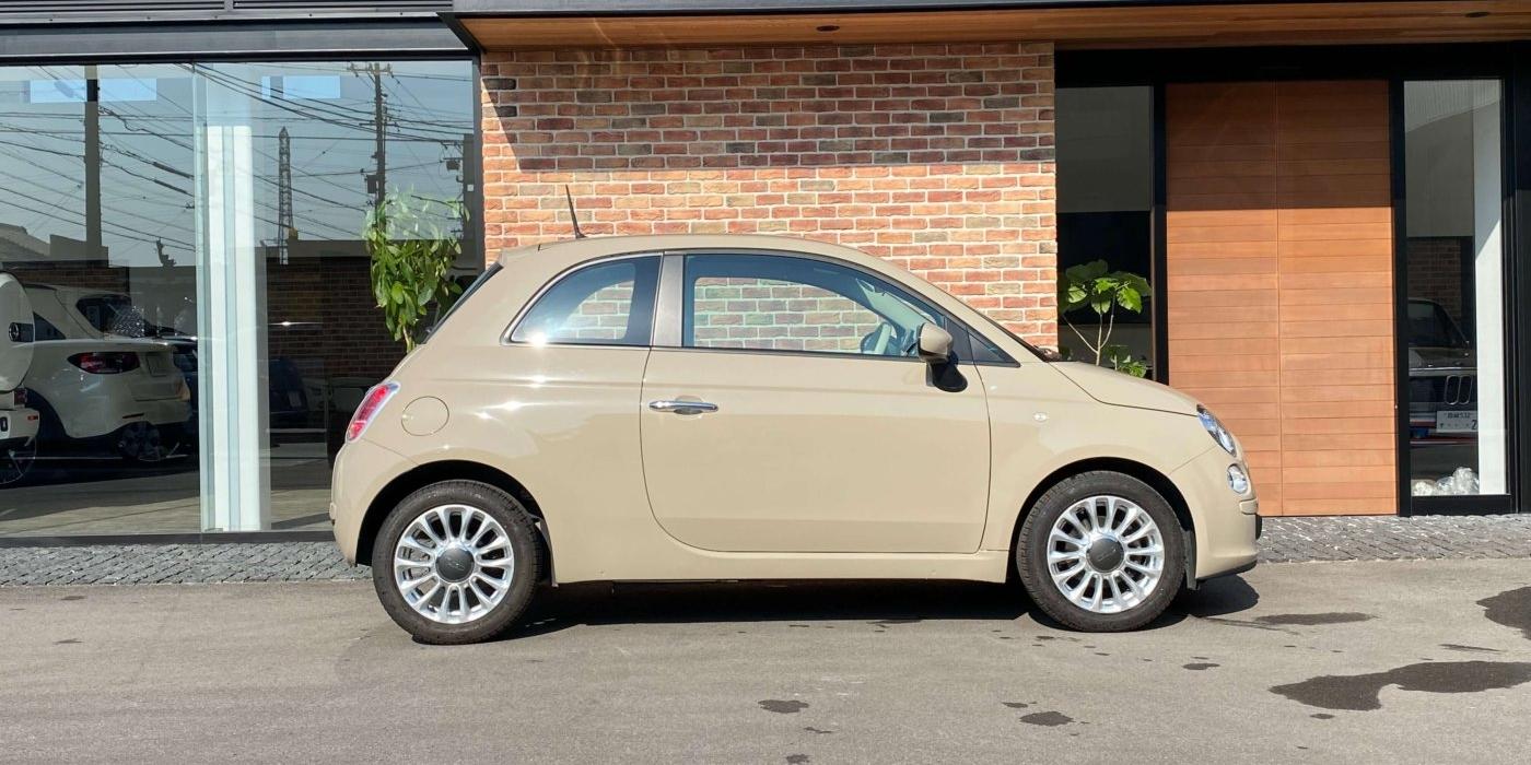 FIAT 500 クレミーノ