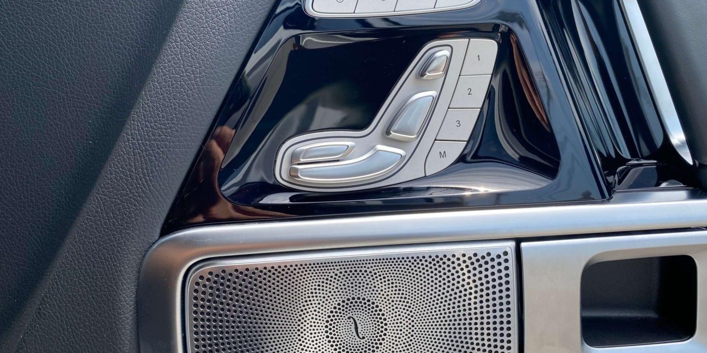 メルセデス・ベンツ G350d マヌファクトゥーアエディション