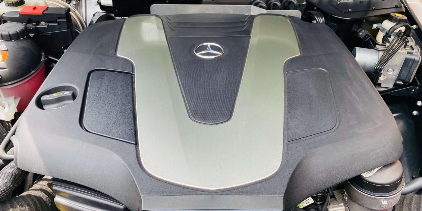 メルセデス・ベンツ GクラスG350d ロング