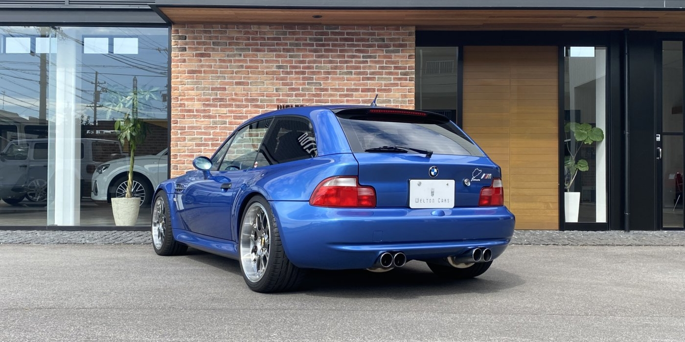BMW Z3 Mクーペ